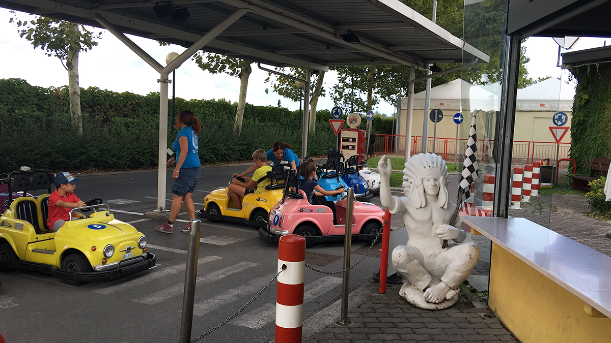 Italia in miniatura_scuola guida interattiva