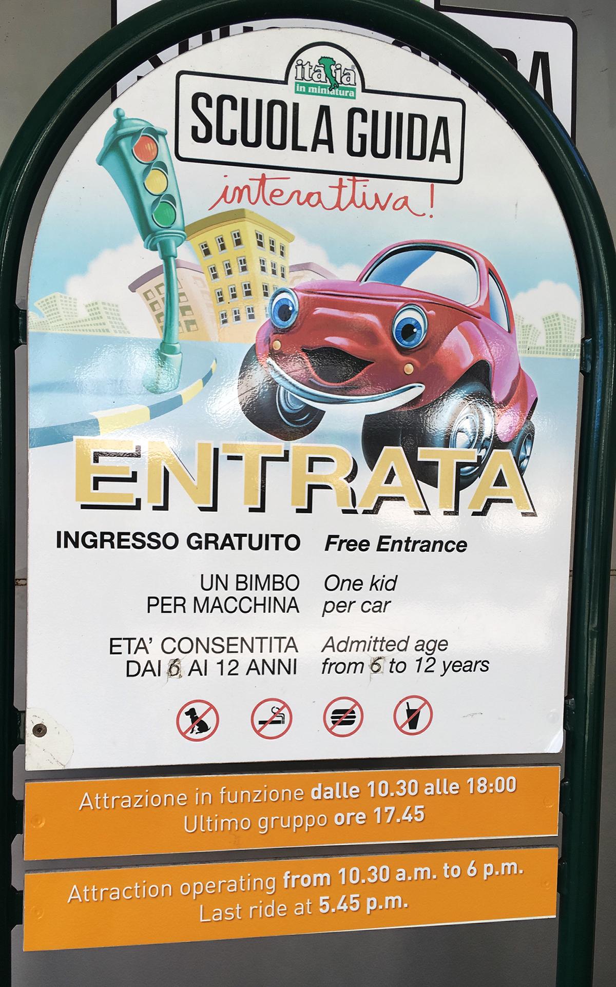 Italia in miniatura_scuola guida interattiva2