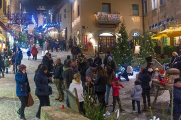 Natale a Gradara: fai il pieno di atmosfera natalizia