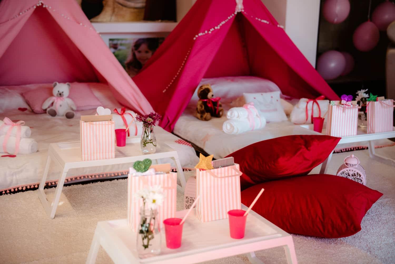 Pigiama party per bambine