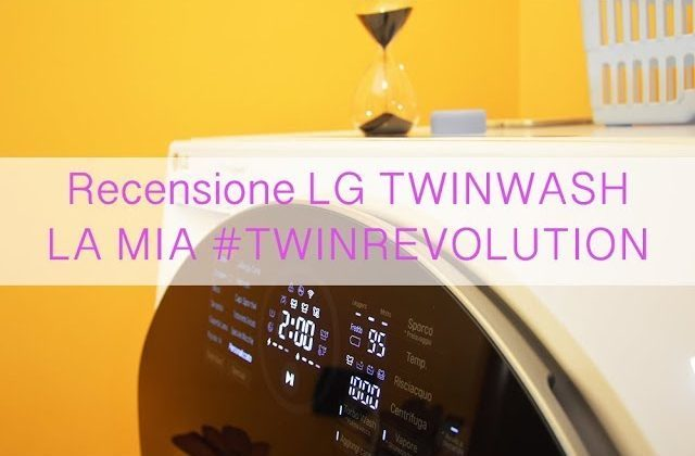 Recensione LG TwinWash