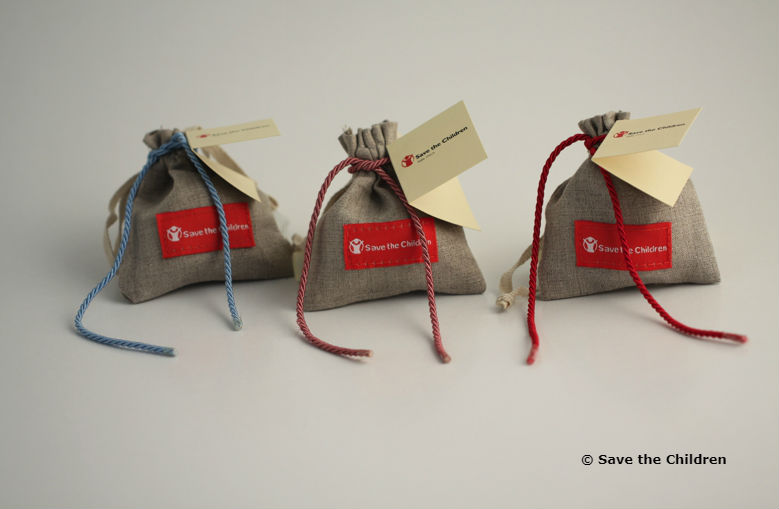 Bomboniere solidali SAVE THE CHILDREN