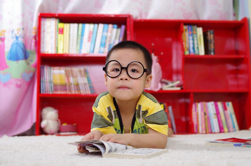 10 libri educativi per bambini in età prescolare
