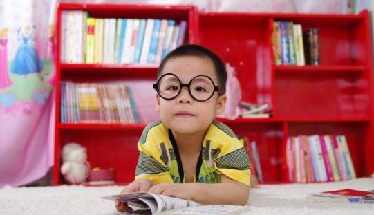 5 libri educativi per bambini in età prescolare