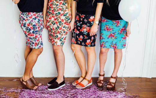 Scarpe comode: la scelta di una mamma fashion