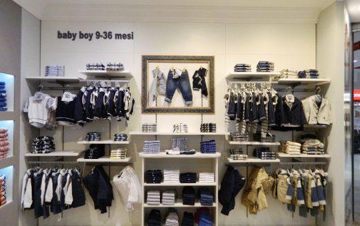 Come aprire un franchising di abbigliamento per bambini in conto vendita
