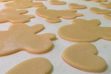 Biscotti senza latte e burro per intolleranti al lattosio
